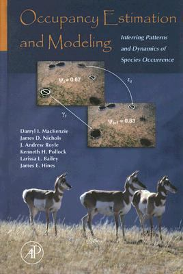 Occupancy Estimation And Modeling Inferring Patterns And Dynamics of Species Occurrence