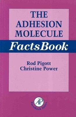 Adhesion Molecules Facts Book - Rod Pigott - Paperback
