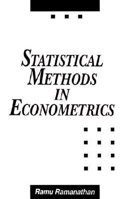 Statistical Methods in Econometrics