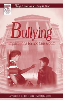 Bullying Implications for the Classroom