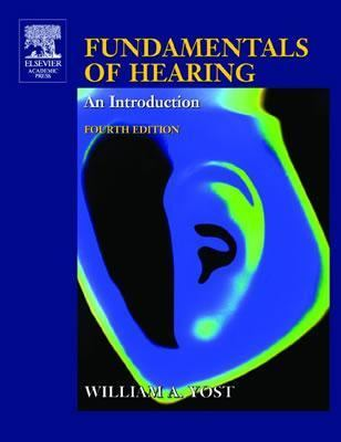 Fundamentals of Hearing An Introduction