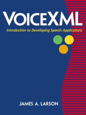 Voicexml Introduction to Developing Speech Applications