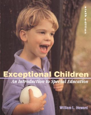 Exceptional Children An Introduction to Special Education