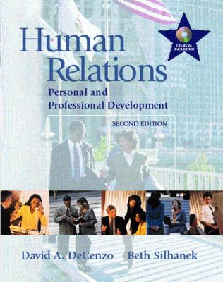 Human Relations: Personal and Professional Development, with CD