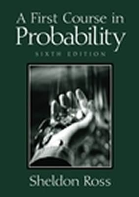 1st Course in Probability