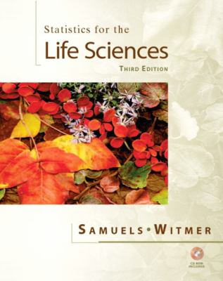 Outlines & Highlights for Statistics for Life Sciences