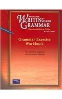 PRENTICE HALL WRITING & GRAMMAR GRAMMAR EXERCISE WORKBOOK GRADE 11      2001C FIRST EDITION
