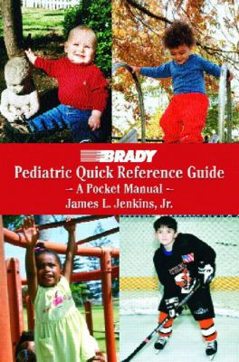 Pediatric Quick Reference Guide A Pocket Manual