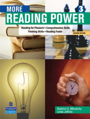 More Reading Power Reading for Pleasure, Comprehension Skills, Thinking Skills, Reading Faster