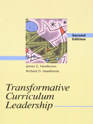 Transformative Curriculum Leadership
