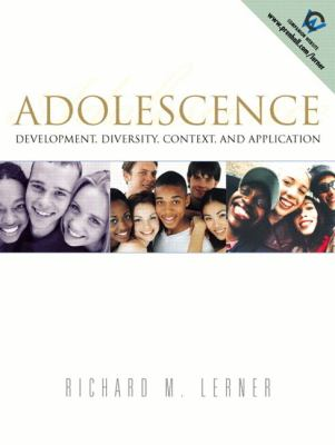 Adolescence Development, Diversity, Context, and Application