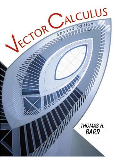 Vector Calculus (2nd Edition)