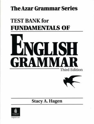 fundamentals of english grammar pdf third edition