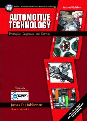 Automotive Technology Principles, Diagnosis and Service