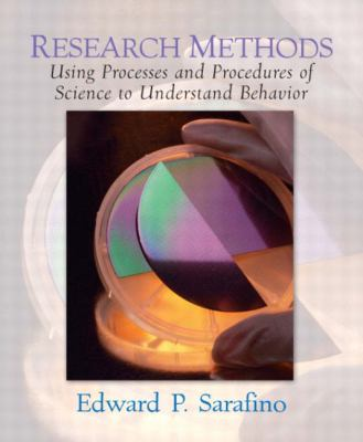 Research Methods Using Processes And Procedures Of Science To Understand Behavior