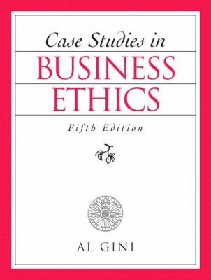 case studies for business ethics with solution In donaldson's values in tension: ethics away from home, he describes a policy that was standard at home, but unsuccessful elsewhere in one example, the manager of a.