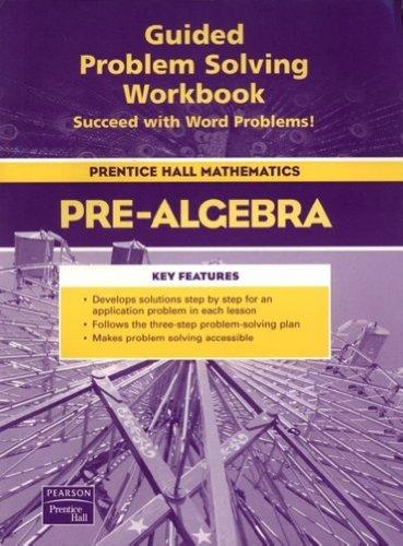 Prentice Hall Pre-Algebra - Teacher's Edition - 2004 hardcover good
