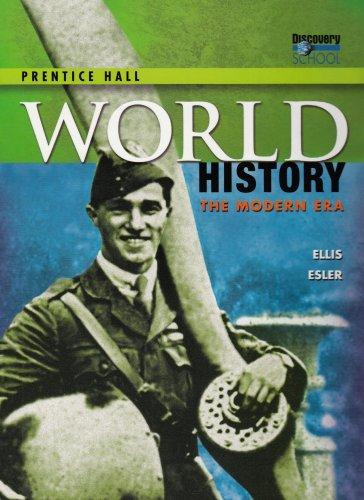 World History: The Modern Era, Student Edition