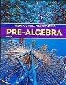 Pre-Algebra (Prentice Hall Mathematics )