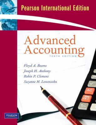 Advanced Accounting 10e (Advanced Accounting 10e, 10 Edition)