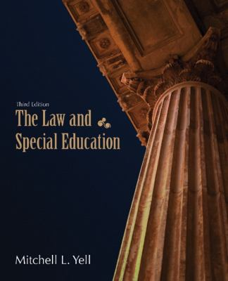 Law and Special Education, The (3rd Edition)