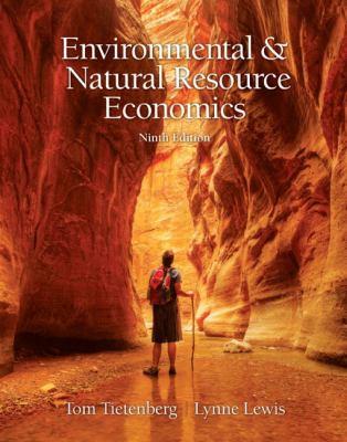 Environmental Natural Resources Economic