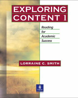Exploring Content 1 Reading for Academic Success