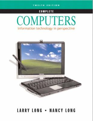 Computers Information Technology in Perspective  Complete