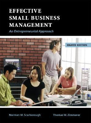 Effective Small Business Management An Entrepreneurial Approach