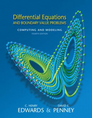 De Computing and Modeling With Boundary Value Problems