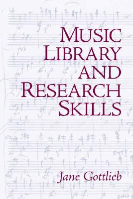 Music Library and Research Skills