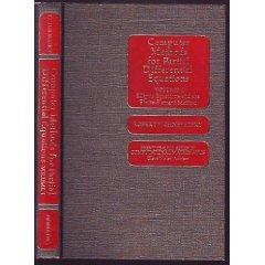 Computer Methods for Partial Differential Equations (Prentice-Hall series in computational mathematics)