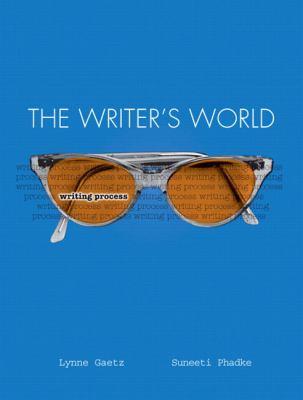 The Writer's World: Writing Process
