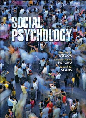 Social Psychology (12th Edition)