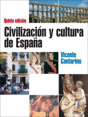 Civilizacion y cultura de Espaa (5th Edition)
