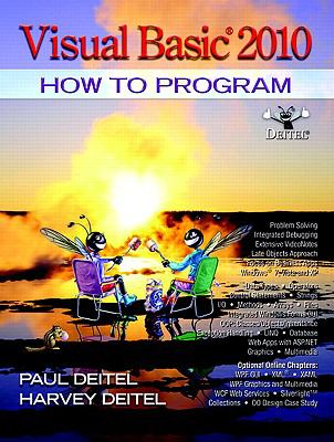 Visual Basic 2010 How to Program (5th Edition)