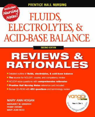 Fluids, Electrolytes, and Acid-base Balance
