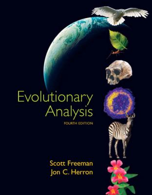 Studyguide for Evolutionary Analysis By Freeman