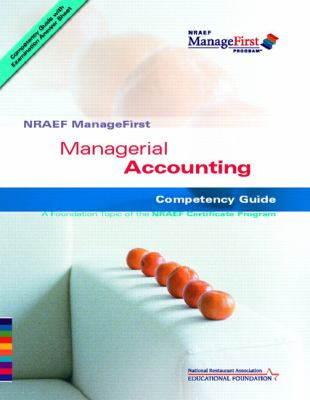 Managerial Accounting Competency Guide