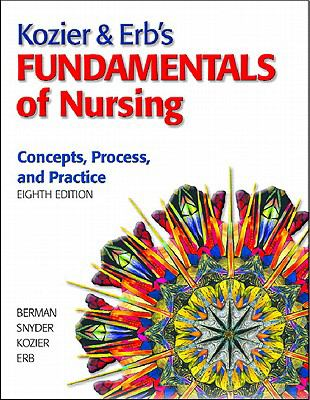 Kozier & Erb's Fundamentals of Nursing Value Pack (includes MyNursingLab Student Access  for Kozier & Erb's Fundamentals of Nursing & Study Guide for ... Erb's Fundamentals of Nursing) (8th Edition)