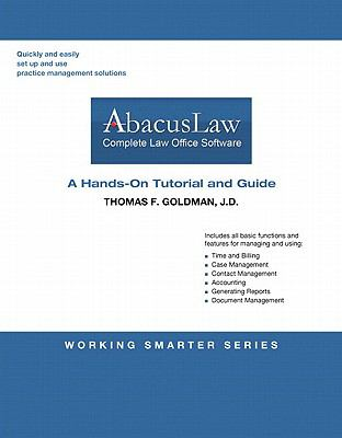 AbacusLaw: Hands-On Tutorial and Guide and AbacusLaw Student Access Code Card Package