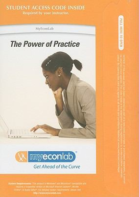 MyEconLab with Pearson eText Student Access Code Card for Macroeconomics