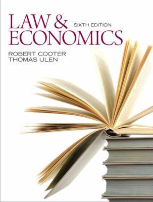 Law and Economics (6th Edition) (Pearson Series in Economics)