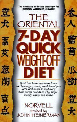 Oriental 7-Day Quick Weight-off Diet