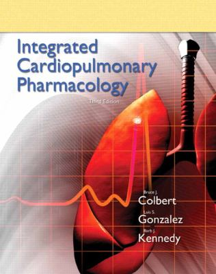 Integrated Cardiopulmonary Pharmacology (3rd Edition)