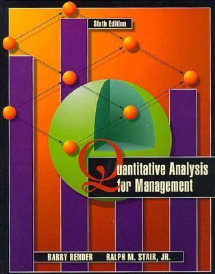 Quantitative Anal.f/mgmt.-text