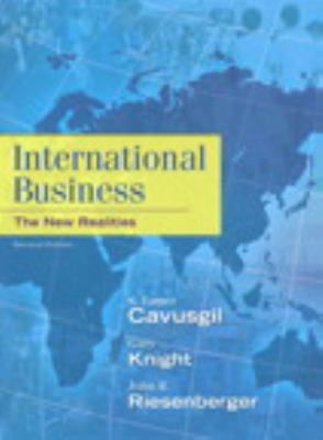 International Business: The New Realities Plus MyManagementLab with Pearson eText -- Access Card Package (2nd Edition)