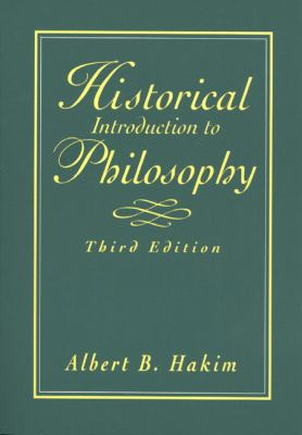 Historical Intro.to Philosophy