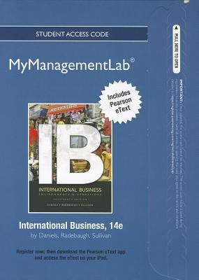 2012 MyManagementLab with Pearson eText -- Access Card -- for International Business (MyManagementLab (access codes))