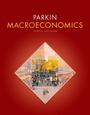 Macroeconomics plus MyEconLab with Pearson Etext Student Access Code Card Package (10th Edition)
